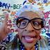 Grandma Button on Web Lynx